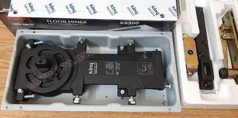bản lề thủy lực king k8300 Hàn Quốc
